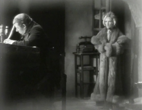Scrooge 1935 film movie review A Christmas Carol