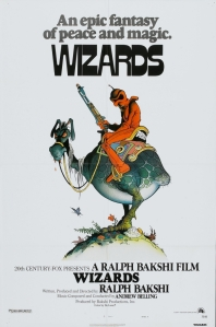 Wizards 1977 film animation
