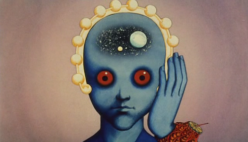 La Planete Sauvage Fantastic Planet 1973