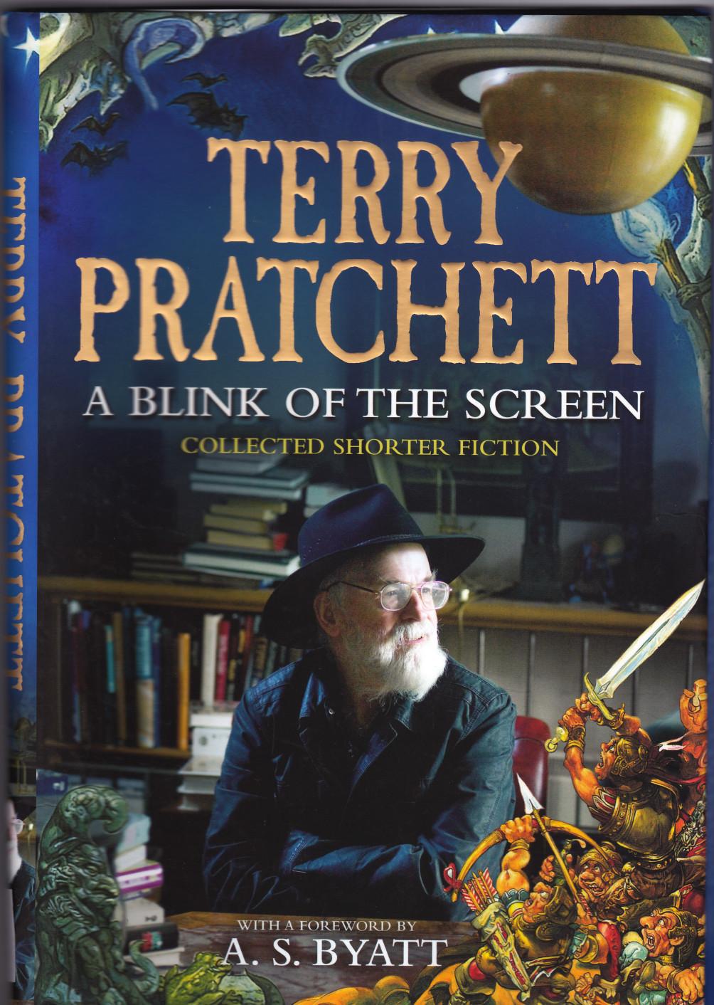 A Blink of the Screen - Terry Pratchett