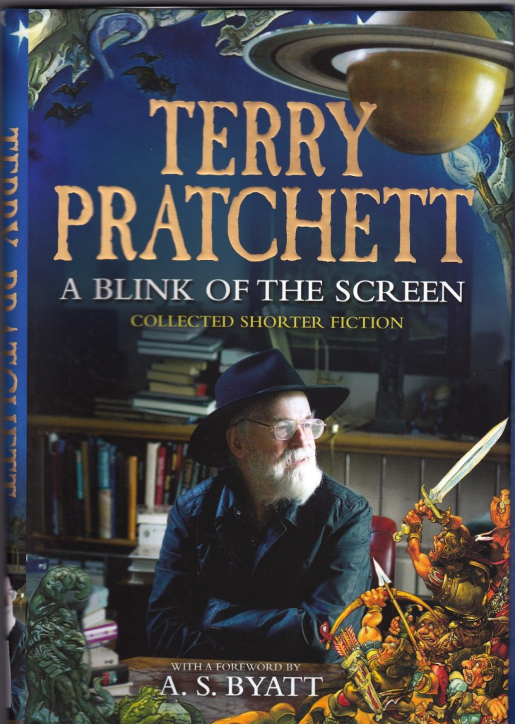 Terry Pratchett Blink of the Screen Saturn Death Time Masonic Symbolism