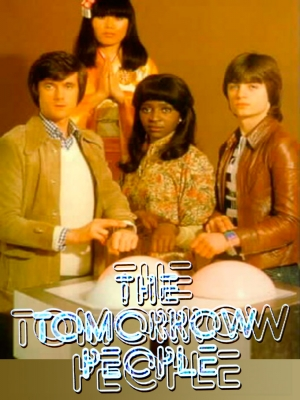 The Tomorrow People UK 70's tv sci-fi alternative history mythology show galactic federation aliens