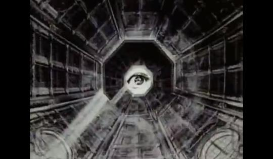 The Tomorrow People UK 70's tv sci-fi alternative history mythology show galactic federation aliens