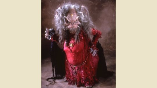 Dark Crystal 1982 Aughra