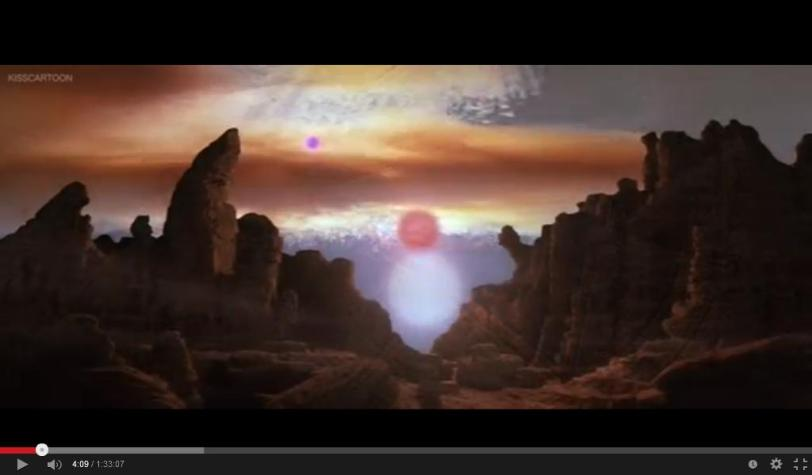 Dark Crystal 1982 3 suns