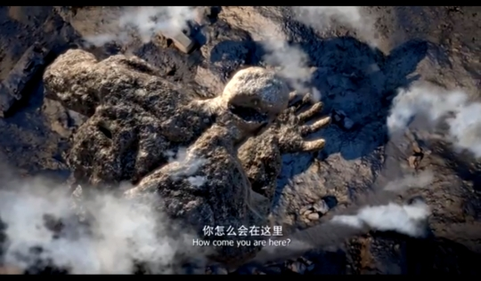 10000 years later chinese cgi animation film