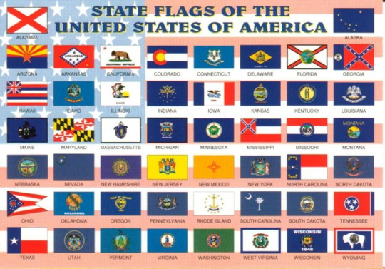 US state flags