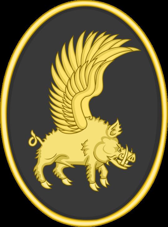 Beifong Family Crest Goddess Emblem