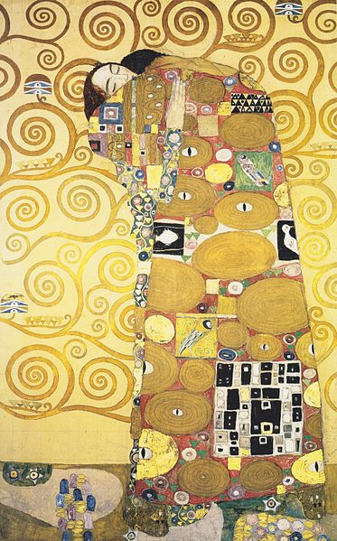 Klimt - The Embrace