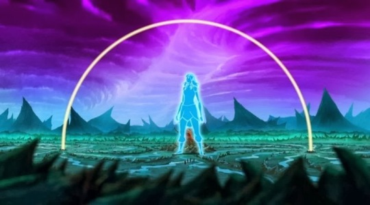 Korra Ultimate Manifestation
