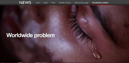 BBC Acid Attack Victims Study Article
