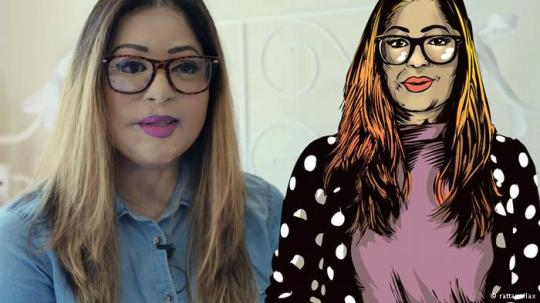 Monica Singh author of Priya's Shakti superheroine gang rape acid attack