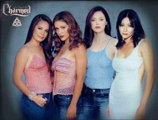 Charmed TV Show Sisters