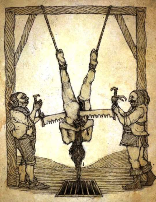 medieval-torture-devices-saw-torture