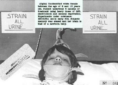 MK Ultra Victim (1961)