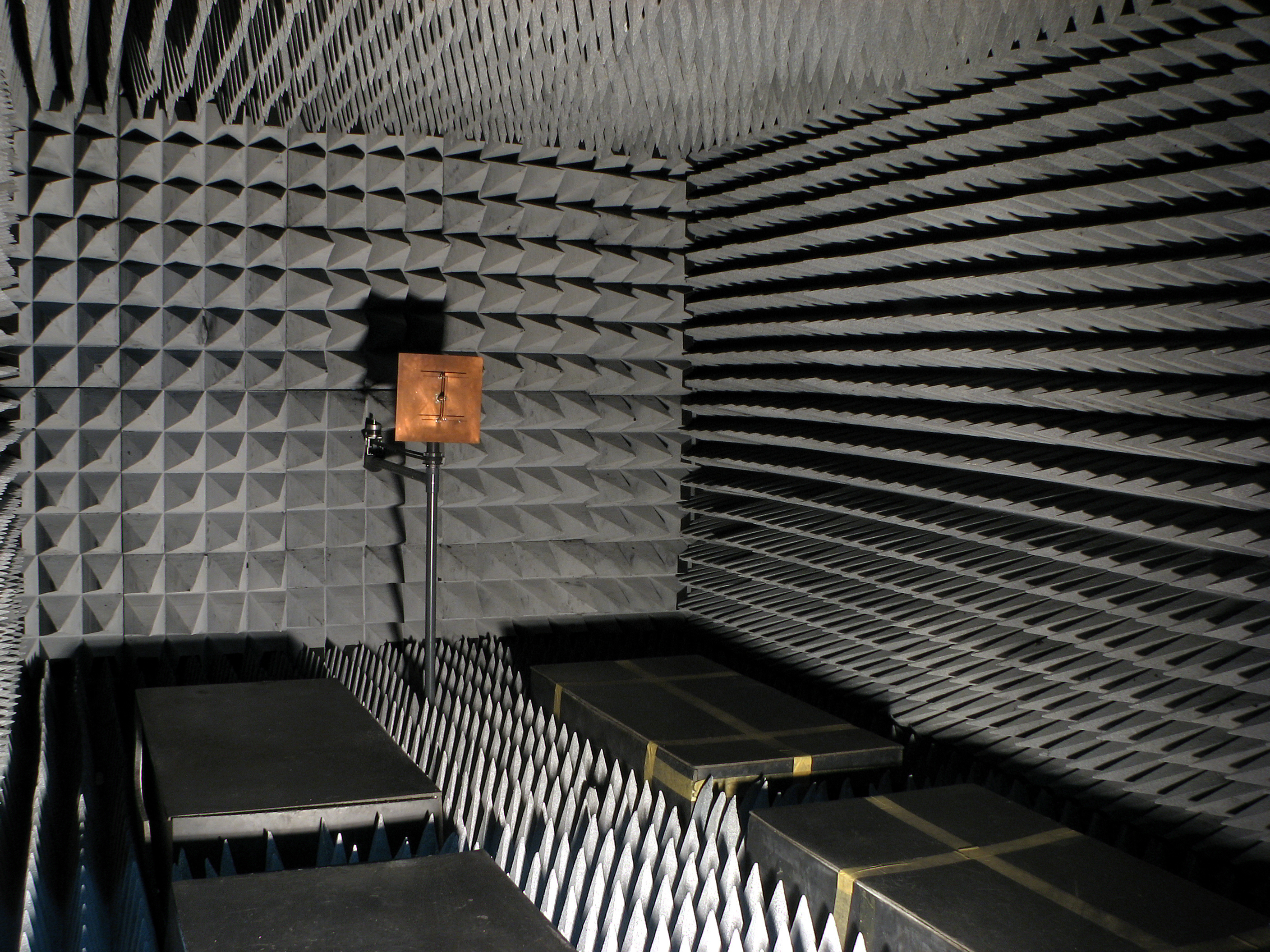 radio frequency anechoic chamber Hypno Box Reviews