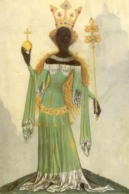 BlackSheba-Conrad Kyeser c. 1405 Prague