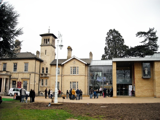 Chelmsford Museum Stately Home Mansion Conservation Extension