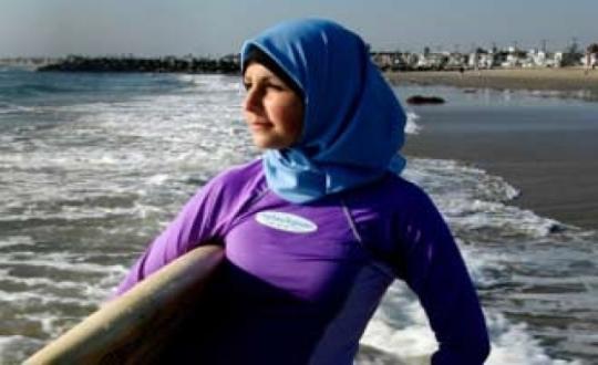 burkini swimwear